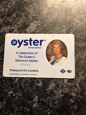 Diamond Jubilee Oyster card