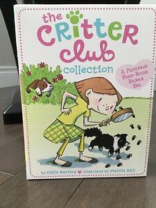 Critter club (4 books)