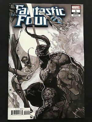 Fantastic Four #1 NM 9.4 Partei Sketch 1 pro Lager Variante (Wonder Woman Partei)