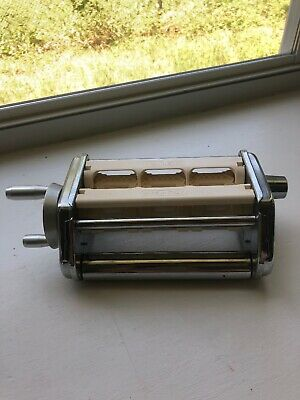 Ravioli Maker Attachment For KitchenAid - Made In Italy *Read*