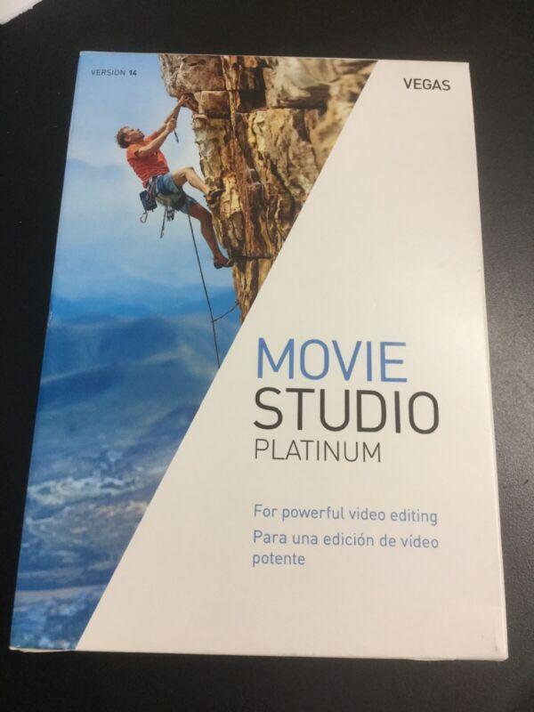 VEGAS Movie Studio 14 Platinum Windows SON535800F043