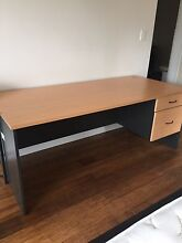 Wooden Study desk Artarmon Willoughby Area Preview