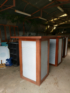BBQ area/Beer garden stand up tables Enfield Port Adelaide Area Preview