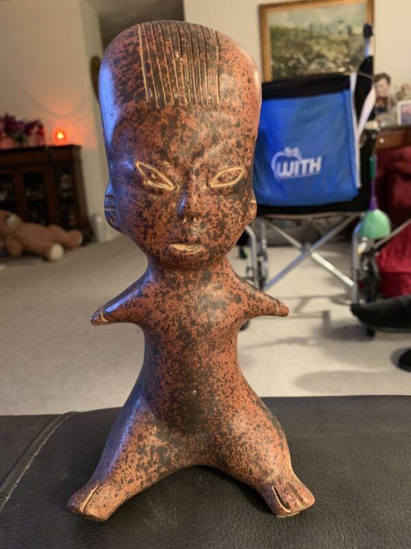 PRE-Columbian Fertility Sculpture/Statue TerraCotta JALISCO COLIMA US Seller