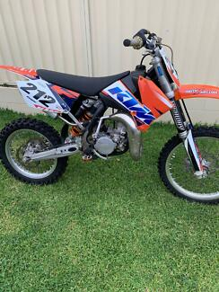 KTM 85/SX 2012 Woronora Heights Sutherland Area Preview