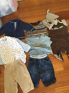 *winter 0-3 months (000) boys bundle Kenwick Gosnells Area Preview