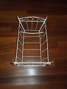 VINTAGE BABY DOLL COT, BASSINET, METAL, GOOD CONDITION Gosnells Gosnells Area Preview