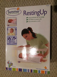 The Resting Up Sleep Positioner - see all pictures