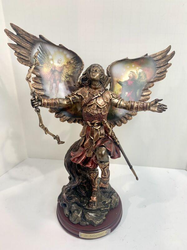 Bradford Exchange Howard David Johnson Selaphiel: Prayer Of God Sculpture