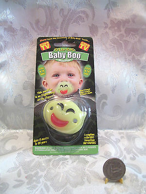 Babies On Halloween (BILLY BOB BABY BOO GHOST PACIFIER SEEN ON TV HALLOWEEN FOR DRESS UP)