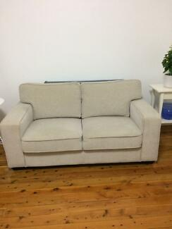 2 seater sofa. Immaculate condition. 18 months old.