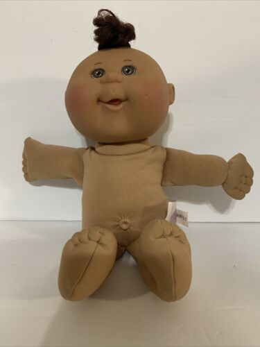 Cabbage Patch Kids Baby Doll Vintage 1978 2012 Black African American Scented - $5.90
