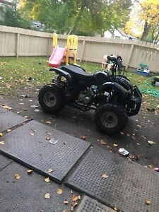 Mini atv 110cc