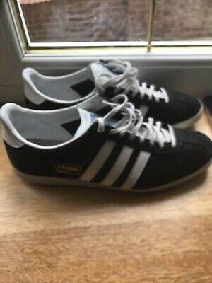 Mens Adidas Gazelle 8.5 Black