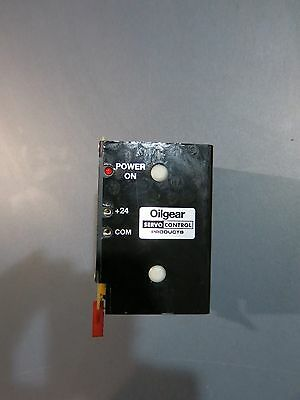 Oilgear 24 Volt Power Supply L404715-001 Nos 7 Available