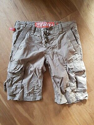 SuperDry Small Cargo Shorts
