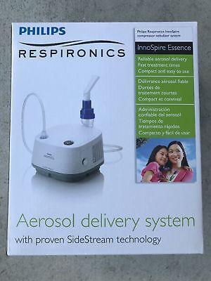 Brand New - Philips Respironics Innospire Essence Nebulizer Machine Neb Kit