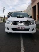 2014 Toyota Hilux SR  4 cylinder Turbo Diesel Dual cap Brunswick Moreland Area Preview