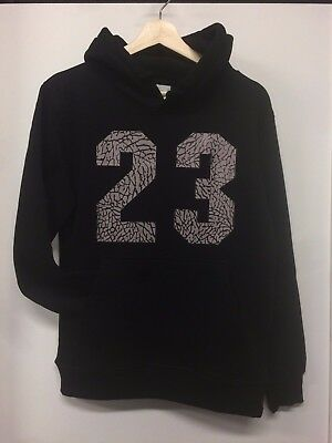 23 Elephant Print Jordan 3 Inspired Hoodie XL US Sizing