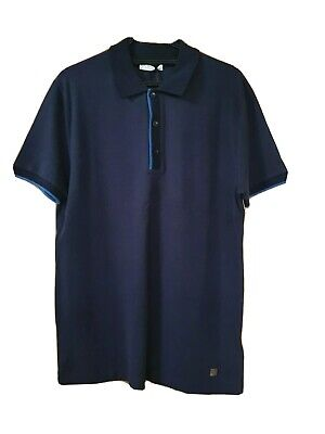 Mens Genuine Versace Collection Polo Shirt brand new with tags, Size L,