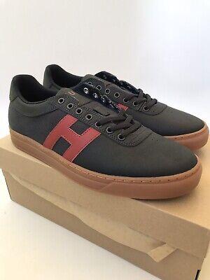HUF Men's Soto Dark Navy Skate Shoes (Size 11)