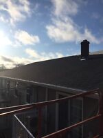 Roofing repairs and whole roofs