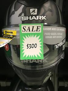 Shark Skwal Cargo Motorcycle Helmet NEW Caboolture Caboolture Area Preview