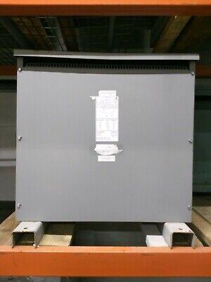 Rex Power 118 Kva 3 Phase Type 2 Iso U67182-1 Series Isolation Transformer
