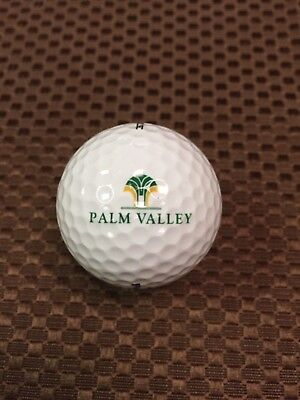 LOGO GOLF BALL-PALM VALLEY GOLF CLUB........NEVADA for sale  Shipping to India