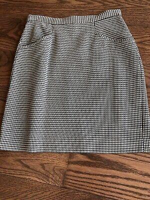 DKNY Essentials Wool Mini Skirt 2
