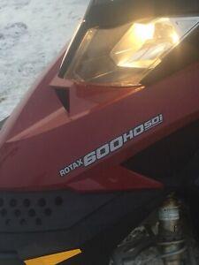 2008 GSX skidoo