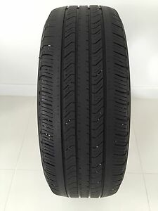 One 215/55/R17 AllSeason Michelin Primacy MXV4 -Lotsoftread