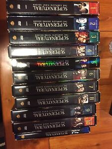 Selling SUPERNATURAL seasons 1-11