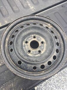 """16"""" winter rims with TPMS"""
