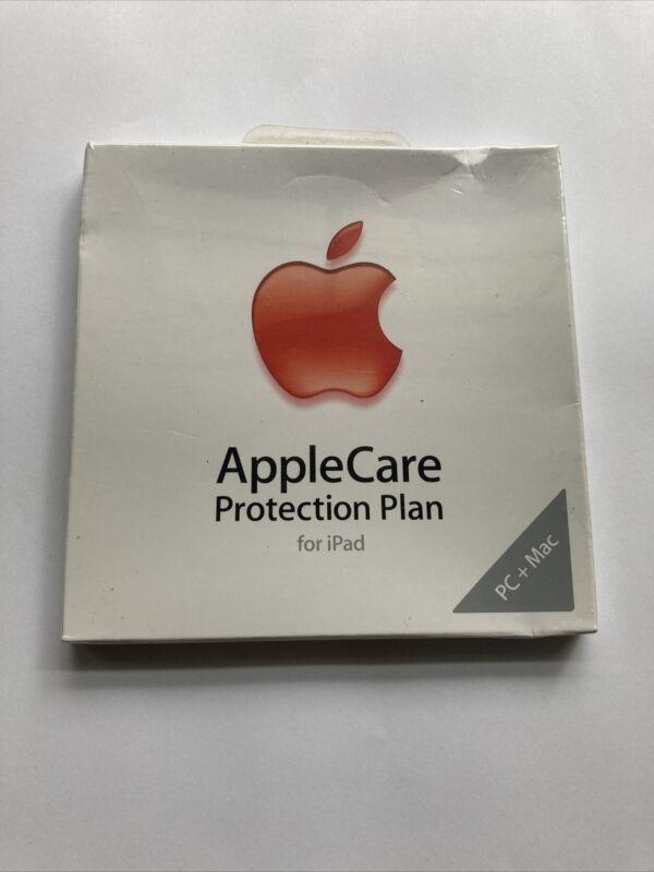 Applecare Protection Plan for iPad MC595LL/B PC + MAC - NEW SEALED