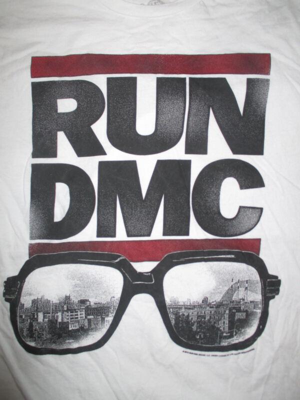 "2010 RUN DMC ""SUNGLASSES"" (XL) T-Shirt"