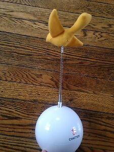 chatter bird cat toy