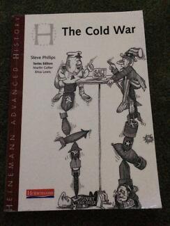 Heinemann Advanced History - The Cold War