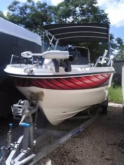 2015 Karnic Boat For Sale