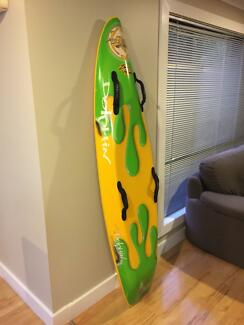 Excellent Condition Dolphin Nipper Board Maudsland Gold Coast West Preview