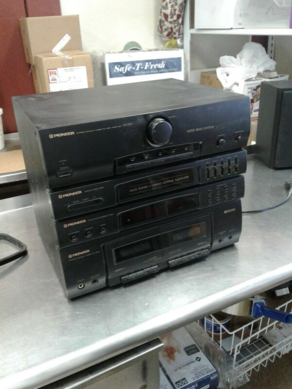 Pioneer Home Audio System RX-370 UNTESTED