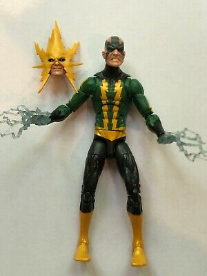Marvel Legends ELECTRO Space Venom BAF wave