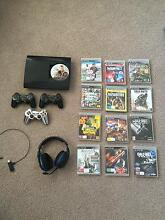 PS3 12 games, tutle beach headset, custom controller Iluka Clarence Valley Preview