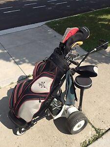 Electric (battery) powered Golf Cart