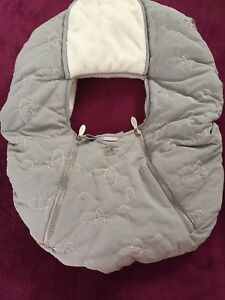 Car seat cover winter wind