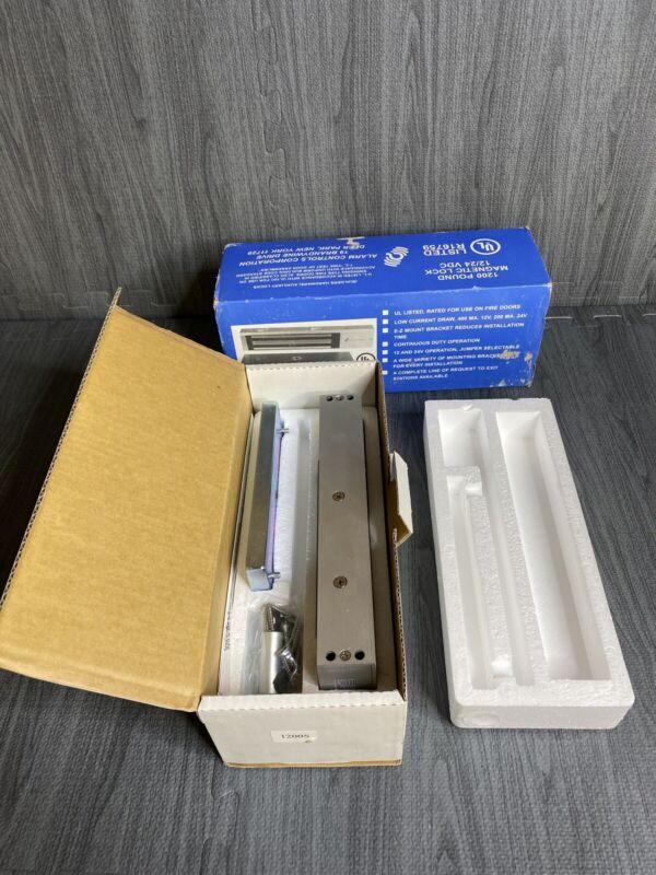 Alarm Controls Magnetic Lock 1200LB 1200S OPEN BOX