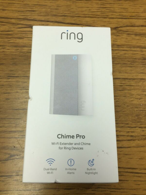 Ring Chime Pro WIFI Extender and Chime For Ring Devices