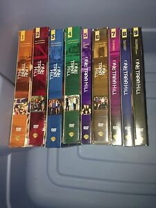 One Tree Hill Season 1-9