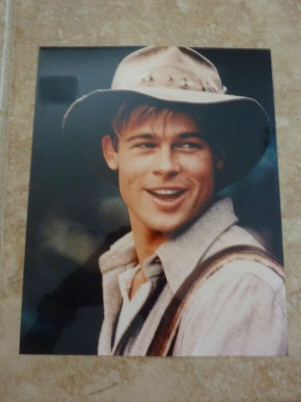 Brad Pitt River Runs Through It Color 8x10 Picture Photo