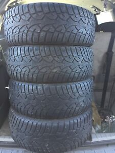 4-205/60R16 General winter tires